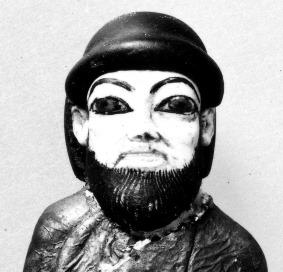 Tutankhamun's 'Charlie Chaplin' stick